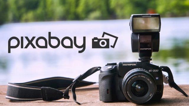 pixabayの魅力