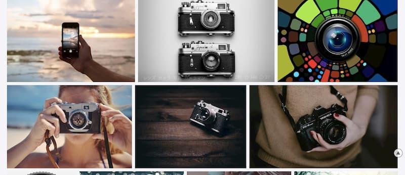 Pixabayオシャレな写真が多い